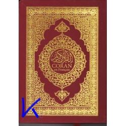 Coran en français - format poche - bilingue (arabe et français)