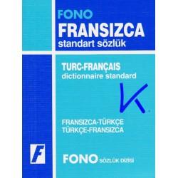 Fransızca Öğrenci Sözlüğü - standart sözlük fransizca-türkçe, türkçe fransizca sözlük - orta boy - Aydın Karaahmetoğlu