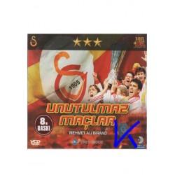 Unutulmaz Maçlar - Galatasaray - 4 VCD
