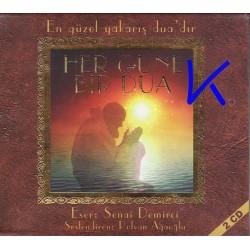 Her Güne Bir Dua - Senai Demirci - 2 CD, 1 fiyatına!
