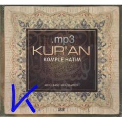Kur'an Komple Hatim, Kuran -  MP3 Abdülbasit Abdüssamed