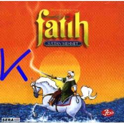 Fatih Sultan Mehmet - çizgi film - 2 VCD