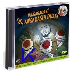 Mağaradaki Üç Arkadaşın Duası - çizgi film - VCD