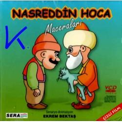 Nasreddin Hoca Maceraları - Ekrem Bektaş, çizgi film VCD