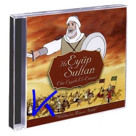 Hz Eyup Sultan - Ebu Eyyub el Ensari - çizgi film - VCD