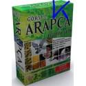 Görsel Arapça Eğitim Seti - Abdülkadir Seyyidoğlu - 25 VCD + 2 Kitap