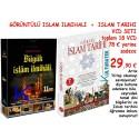 Görüntülü Büyük Islam Ilmihali (Zeki Soyak) + Görsel Islam Tarihi 18 VCD set - KAMPANYALI