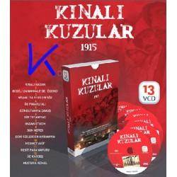 Kınalı Kuzular 1915 - 13 VCD set - dizi film