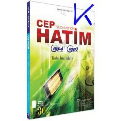 Cep Hatim - Cep Telefonları için Kuran hatmi - Kabe Imamları - DVD
