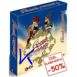 Çocuk Cenneti- 5 - Hacivat Karagöz (6 VCD)
