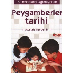 Peygamberler Tarihi - Bulmacalarla Öğreniyorum - Mustafa Baydemir