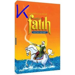 Fatih Sultan Mehmet, Istanbul'un Fethi - çizgi film - DVD