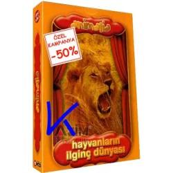 Animalia - Hayvanların Ilginç Dünyası - 10 VCD