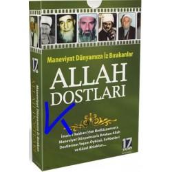Allah Dostları, Maneviyat dünyamıza iz bırakanlar - 17 VCD