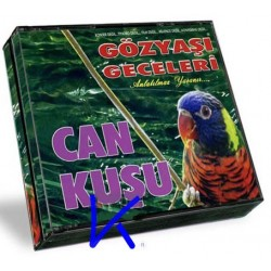 Can Kuşu - Gözyaşı Geceleri - VCD set