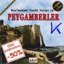 Peygamberler, Kuran'daki Tarihi Yerler ve Peygamberler - 1 cep kitap + 2 VCD set