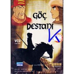 Göç Destanı - çizgi film VCD