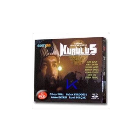 Kuruluş  - 12 VCD - Yücel Çakmaklı, Haluk Kurdoğlu