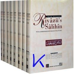 Riyazüs Salihin, 8 cilt - Imam Nevevi - tercüme ve şerhi - M. Yaşar Kandemir, Ismail Lütfi Çakan, Raşit Küçük