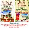 Bir Yumak Mutluluk + Küçük Mucizeler Dükkanı - Debbie Macomber 2 roman kitabı seti