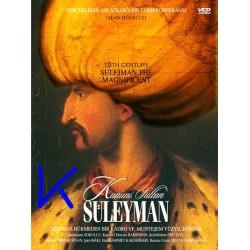 Kanuni Sultan Süleyman - Muhteşem Yüzyıl Dönemi - Talha Uğurluel - VCD