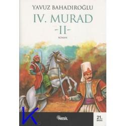 4. Murad 2 - Yavuz Bahadıroğlu