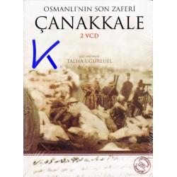 Osmanlı'nın Son Zaferi Çanakkale - 2 VCD - Talha Uğurluel