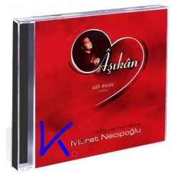 Aşıkan - Murat Necipoğlu - sufi music ilahiler - CD