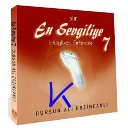 En Sevgiliye 7 - Hayber Fırtınası - Şiir - Dursun Ali Erzincanlı - CD