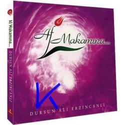 Af Makamına - Dursun Ali Erzincanlı - CD