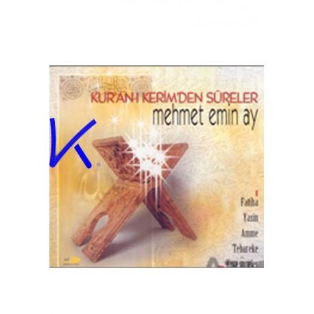 Kur'an-ı-Kerim'den Sûreler - Mehmet Emin Ay