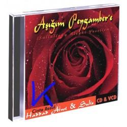 Aşığım Peygamber'e - Haddad Alwi, Sulis - CD + VCD