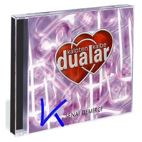 Kalpten Kalbe Dualar - Senai Demirci - CD