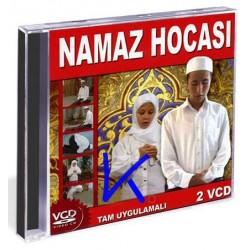 Namaz Hocası - tam uygulamalı, görüntülü - 2 VCD