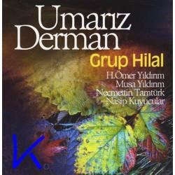 Umarız Derman - Grup Hilal - CD