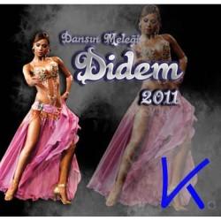 Didem 2011 - Dansın Meleği - VCD