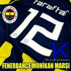 Fenerbahçe Mohikan Marşı - 100. yıl - CD