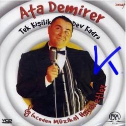 Tek Kişilik Dev Kadro - Ata Demirer - VCD