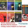 Anılar Yelpazesinde Mustafa Kemal Atatürk - 6 kitap kutulu set - Arif Basar
