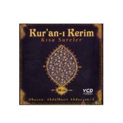 Kur'an-ı-Kerim'den Kısa Sûreler - Abdulbasit Abdüssamed