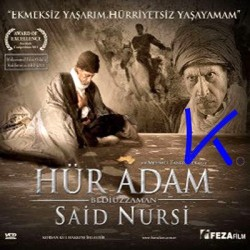 Hür Adam Bediüzzaman Said Nursi - Film - VCD
