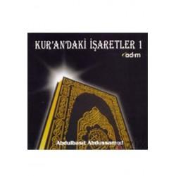 Kur'an' daki işaretler 1 - Abdülbasid Abdussamed