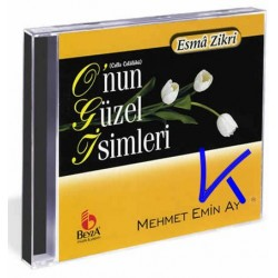 O'nun Güzel Ismileri cc - Esma Zikri - Mehmet Emin Ay