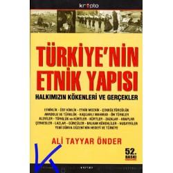 Türkiye'nin Etnik Yapısı, Halkımızın Kökenleri - Ali Tayyar Önder