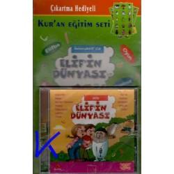 Elif'in Dünyası - CDR+VCD hediyeli