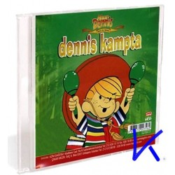 Dennis Kampta - Afacan Dennis - çizgi film - VCD
