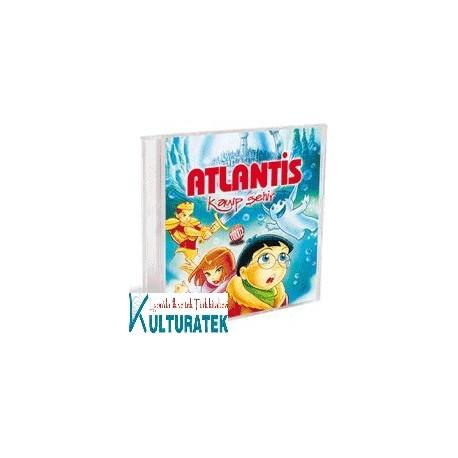 Atlantis Kayıp Şehir - çizgi film - VCD