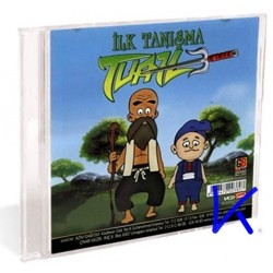 Ilk Tanışma - Tuah - çizgi film - VCD