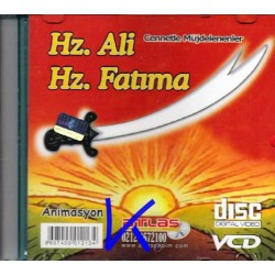 Hz Ali, Hz Fatıma - Cennetle Müjdelenler - animasyon, çizgi film - VCD