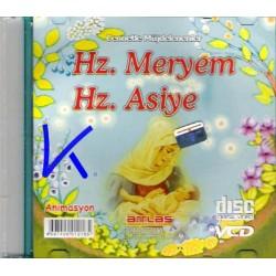 Hz Meryem, Hz Asiye - Cennetle Müjdelenler - animasyon, çizgi film - VCD